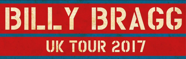 Billy Bragg 'Bridges Not Walls' tickets