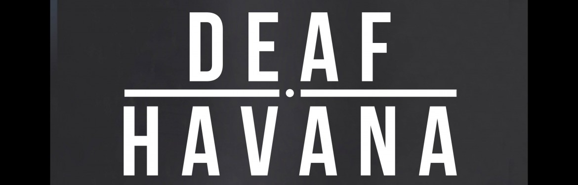 Deaf Havana tickets