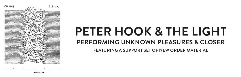 Peter Hook & The Light tickets