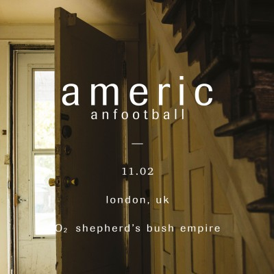 An image for American Football are back!