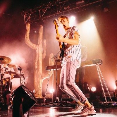 An image for REVIEW: Glass Animals!