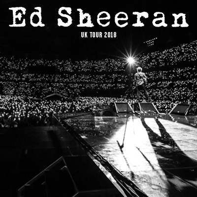 An image for Ed Sheeran Tickets