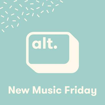 An image for New Music Friday!