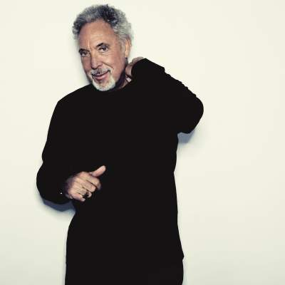 An image for Tom Jones To Play Telford