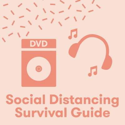 An image for Social Distancing Survival Guide