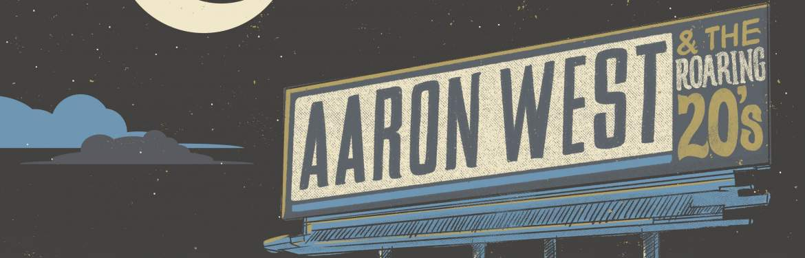 Aaron West tickets