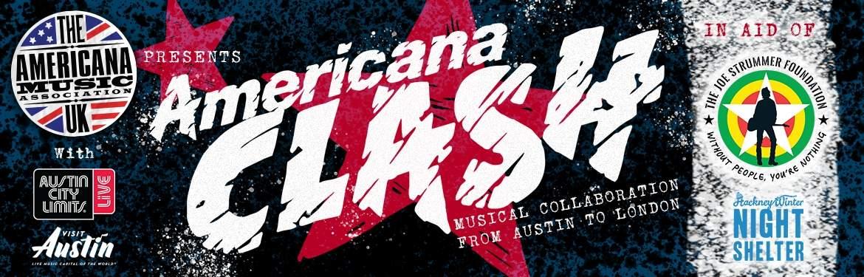 AMERICANA CLASH  tickets