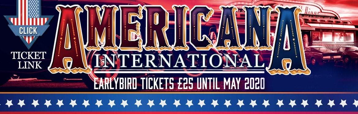 Americana International tickets