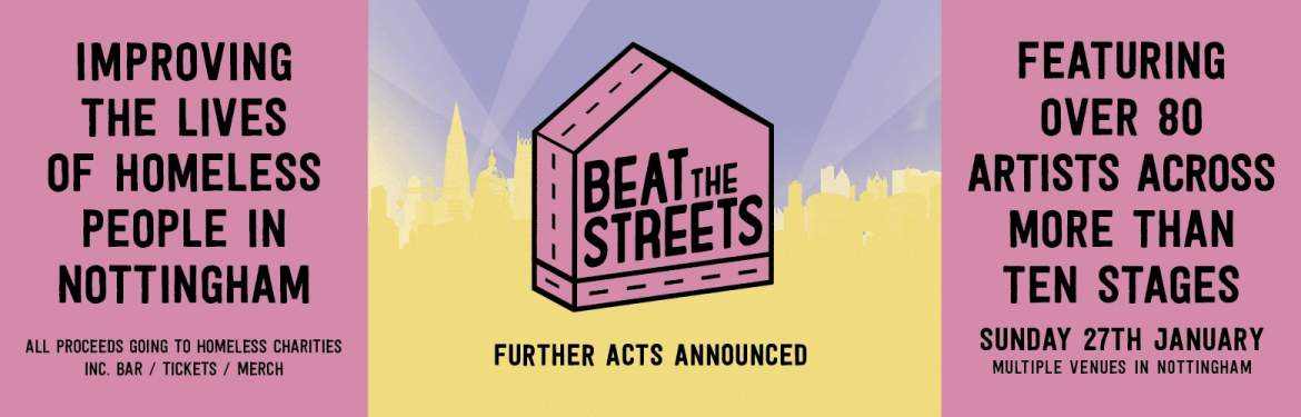 Beat The Streets - Nottingham tickets