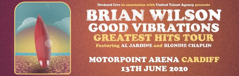 Brian Wilson tickets