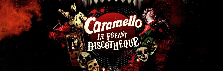 Caramello: Halloween tickets