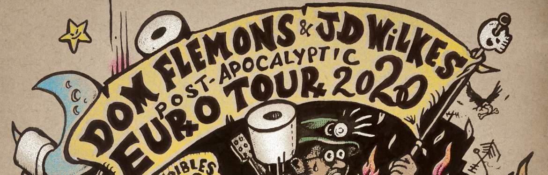 Dom Flemons + JD Wilkes tickets