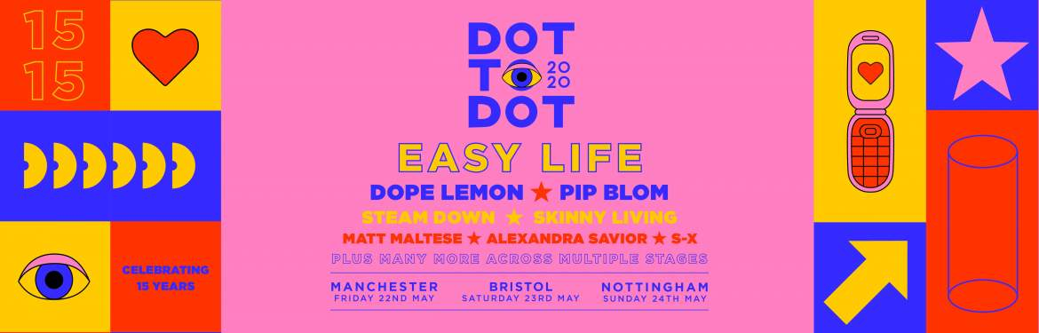 Dot To Dot Festival 2020 tickets