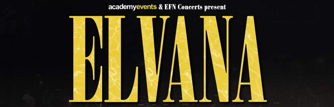 Elvana: Unplugged - Elvis fronted Nirvana Tribute tickets
