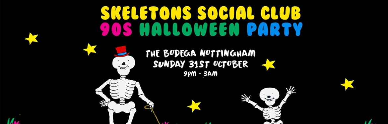 Funny Bones - Skeletons Social Club tickets