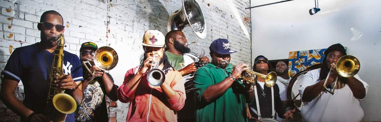 Hot 8 Brass Band tickets