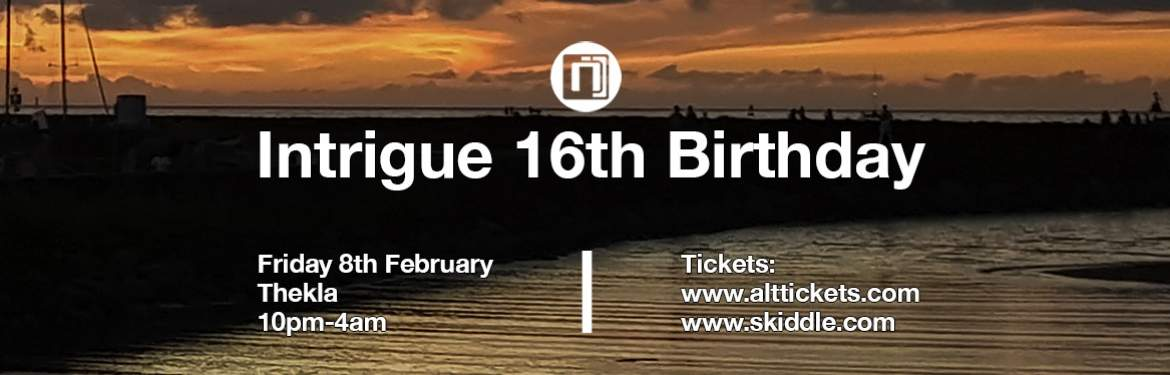 Intrigue 16th Bday! Lenzman, Fabio & Grooverider, AI & SATL tickets