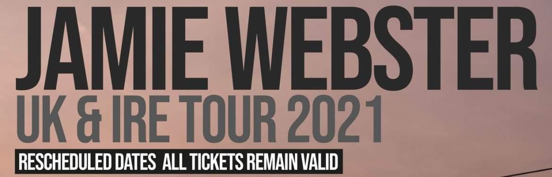 Jamie Webster tickets