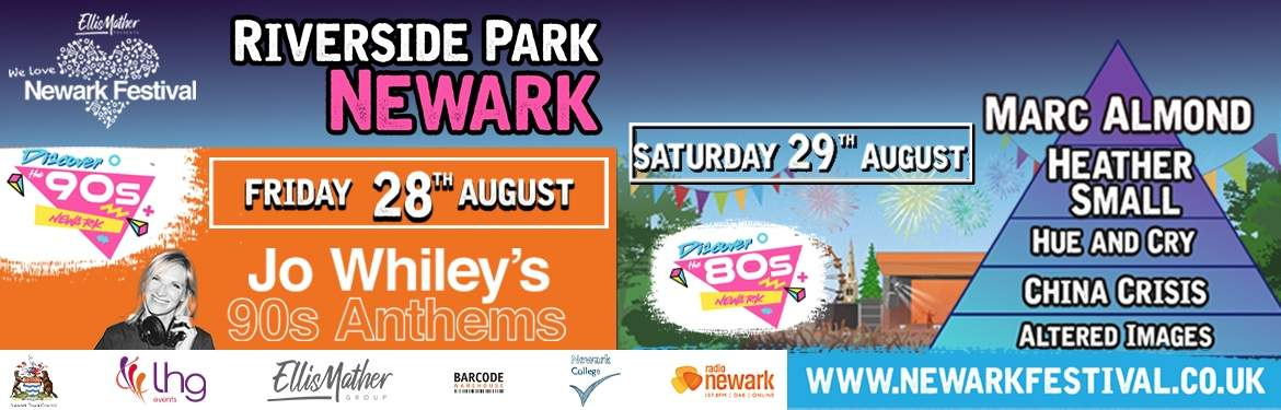 Newark Festival  tickets
