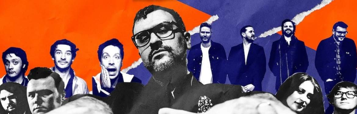 Propaganda Live Tour featuring Reverend & The Makers, The Futureheads, The Holloways tickets