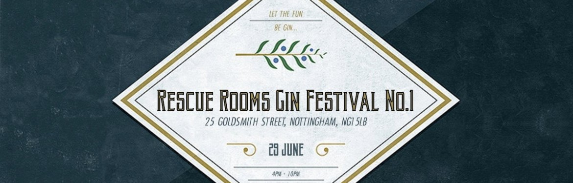 Rescue Rooms Gin & Food Festival Nottingham tickets