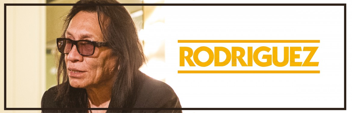 Rodriguez - NEW DATE ADDED!
