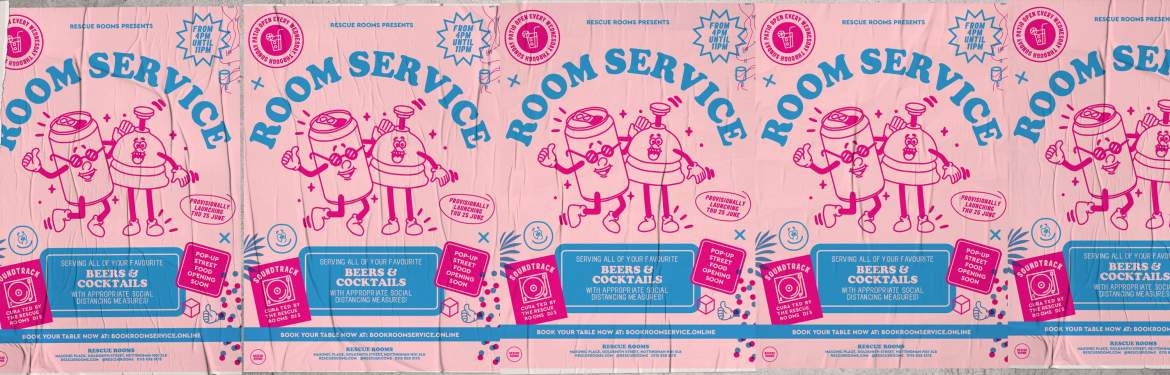 Room Service tickets