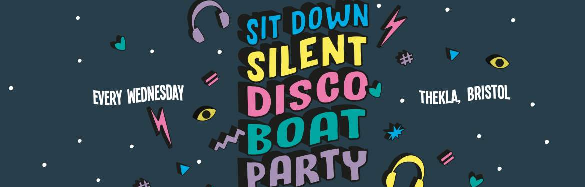 Silent Disco Halloween Boat Party tickets