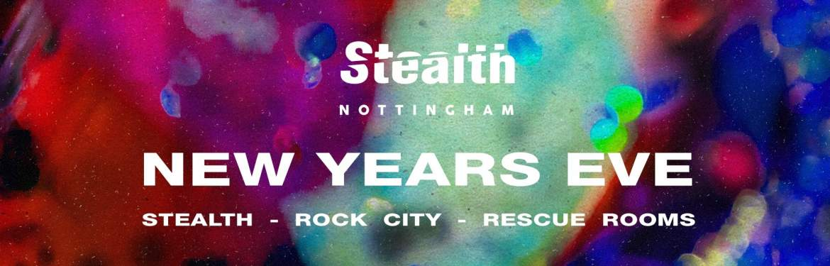 Stealth New Years Eve 2018 tickets