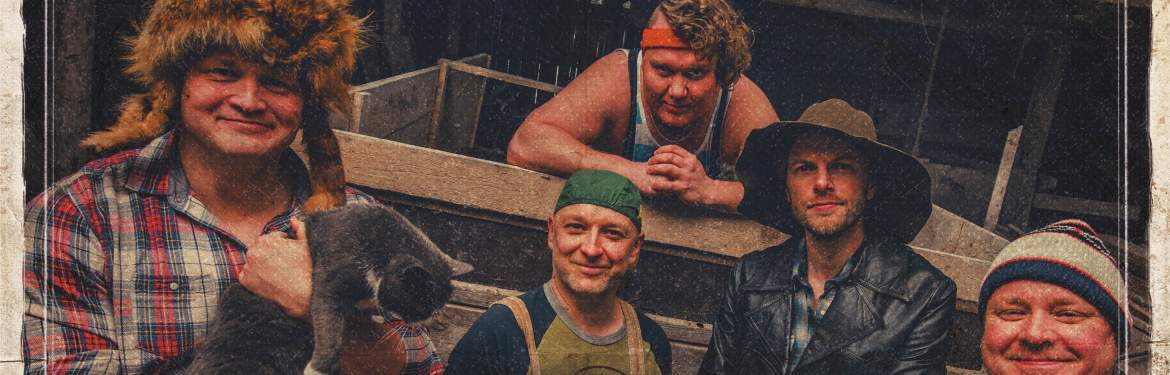 Steve'N'Seagulls - Lion Tamer Tour tickets