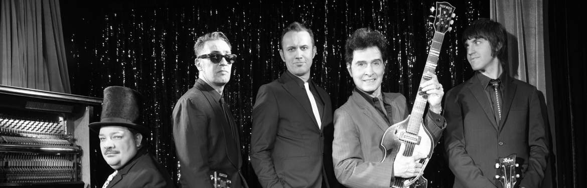 Tav Falco & The Panther Burns tickets