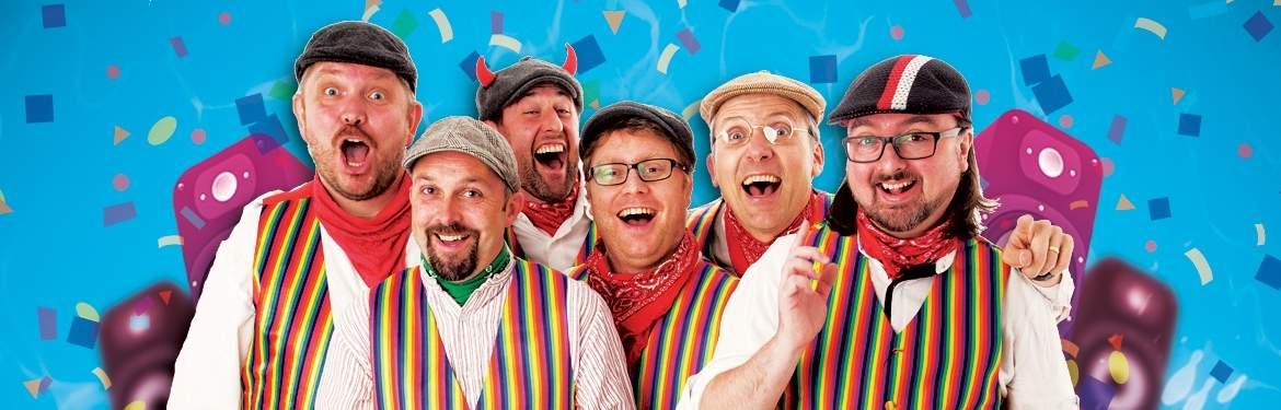 The Lancashire Hotpots: Big Night Out Tour tickets