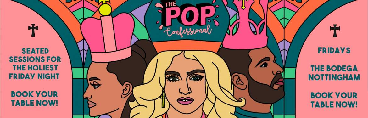 The Pop Confession Sessions tickets
