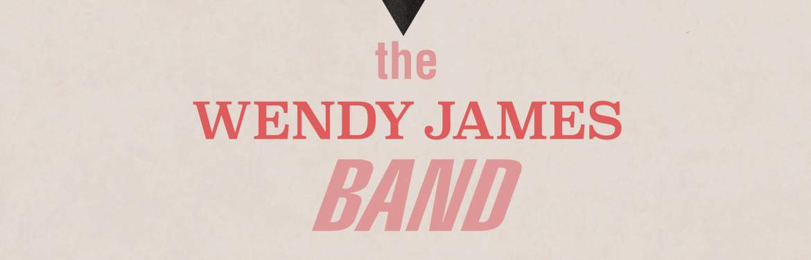 The Wendy James Band tickets