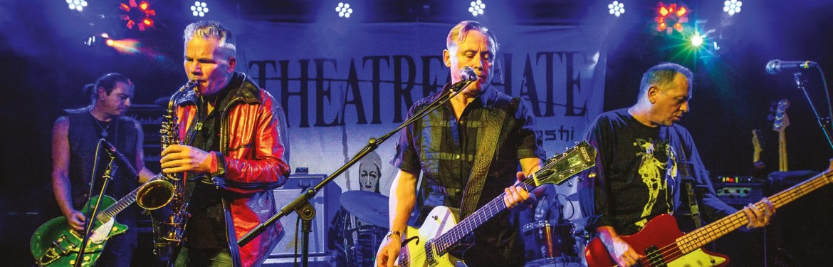 Theatre of Hate tickets