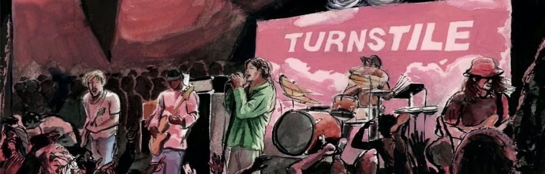 Turnstile tickets