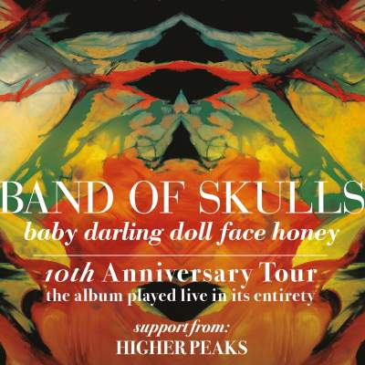band of skulls tickets tour dates concerts alt tickets. Black Bedroom Furniture Sets. Home Design Ideas