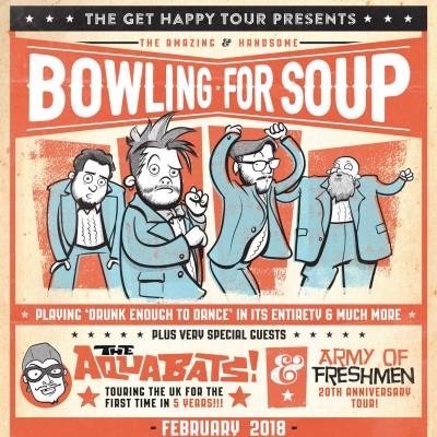 Bowling For Soup Tickets, Tour Dates & Concerts | alt. tickets
