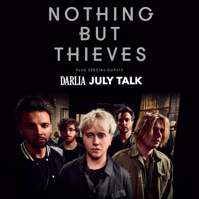 Nothing But Thieves Tickets Tour Dates Amp Concerts Alt