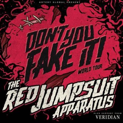 Red Jumpsuit Apparatus Tour Dates