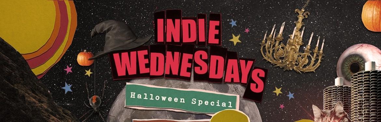 Indie Wednesdays - Halloween Special tickets
